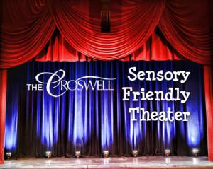Sensory Friendly theater