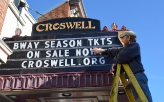 Croswell marquee 1